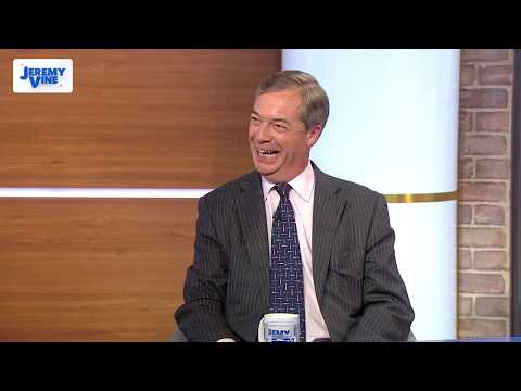 """Nigel Farage on Brexit vote: It's a """"complete betrayal"""" for Britain"""