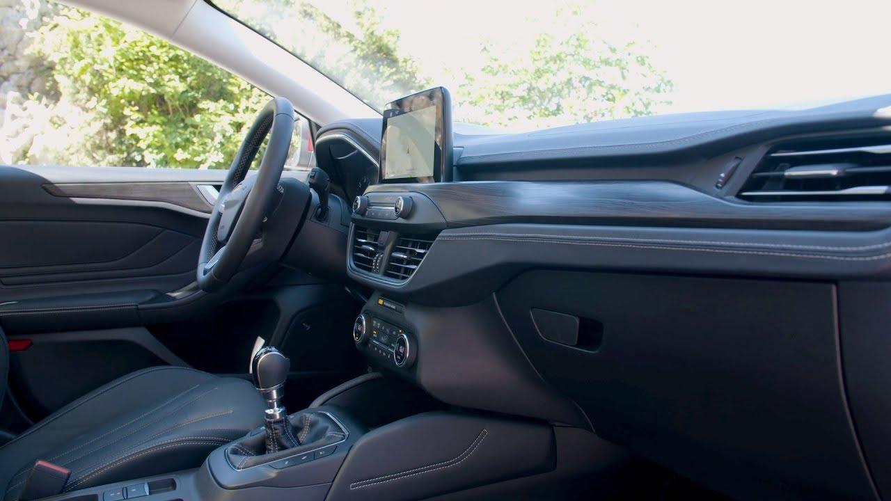 2019 Ford Focus Vignale Wagon Interior