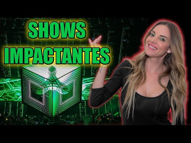 LOS SHOWS MÁS IMPACTANTES DE LOS DJs | MAJO MONTEMAYOR