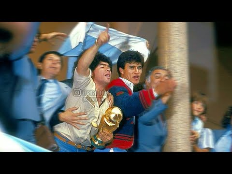 Moments impossible To forget - Diego Maradona