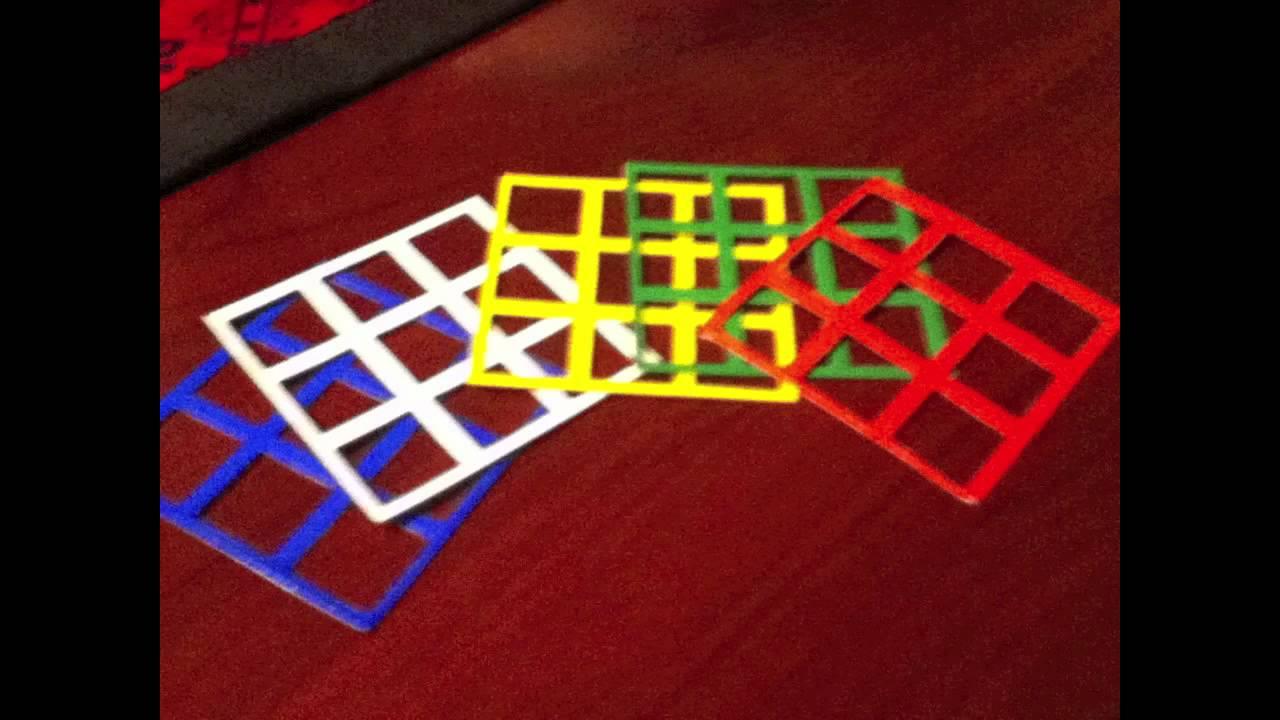 sticker replacment cubesmith tiles