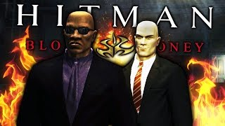 BALD-MAN MAFIA | Hitman: Blood Money Funny Moments (Gameplay Montage)