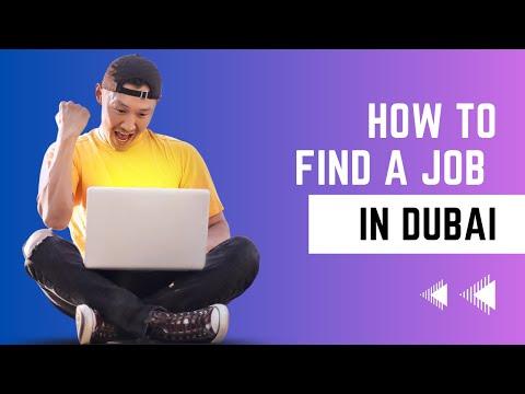 ✈ How To Find Jobs In UAE-Dubai (Sinhala) ✔ ✔