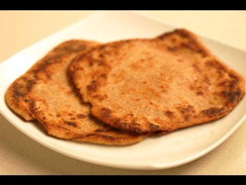 Gur ki Roti (Jaggery with Indian Bread)