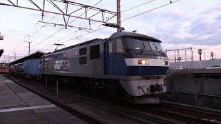 【2019】3月の貨物列車その1【総武・京葉線】