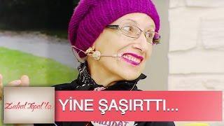 Zuhal Topal'la 38. Bölüm (HD) | Müjdat Hanım Talibini Çok Şaşırttı!
