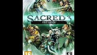 Sacred 3 PC HD  (download link+gameplay+DLC PACK+trainer(+6))
