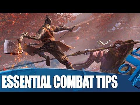 Sekiro: Shadows Die Twice - Essential Combat Tips For Beginners