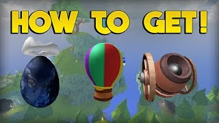 HOW TO GET THE S.S. EGG - THE MIGHTY DIRIGIBLE, LOST IN TRANSIT EGG ROBLOX EGG HUNT 2017