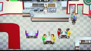 Diner Dash - Android Game Bribe Matching Level 3