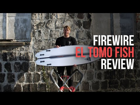 Firewire El Tomo Fish Surfboard Review | Featuring The Surf Ranch