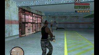 GTA San Andreas - Как Попасть В Бункер Зоны 69!