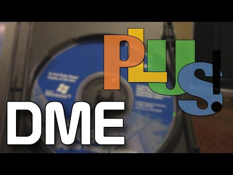 Microsoft Plus! Digital Media Edition (2003) [Part 1] - Time Travel