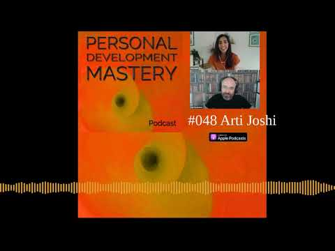 #048 Arti Joshi: on fearless dating, the energy we bring in our relationships, & meeting our self. from YouTube · Duration:  1 hour 7 minutes 39 seconds