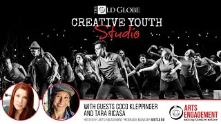 Creative Youth Studio: S1 E6: Business Side of TV/Film with Coco Kleppinger & Tara Ricasa