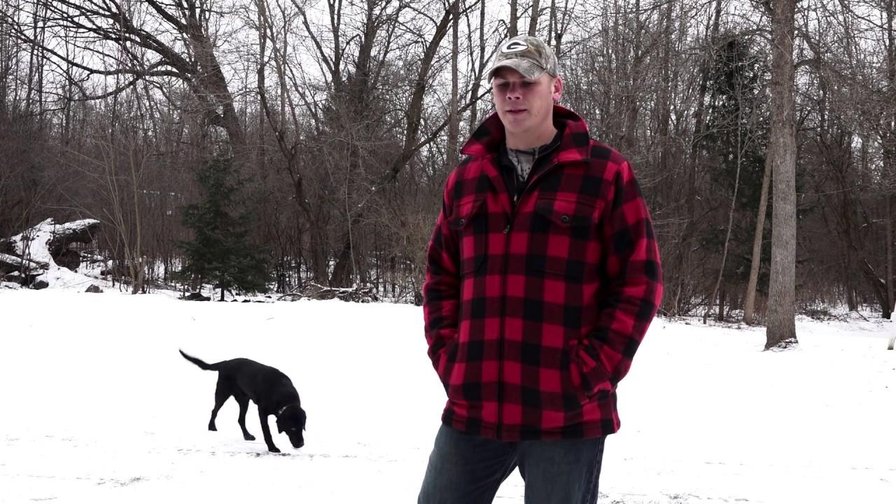 94131941c79d Legendary Whitetails Buffalo Plaid Outdoorsman Jacket Review - YouTube