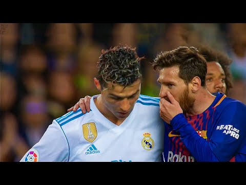 The Last Time Cristiano Ronaldo & Lionel Messi Met