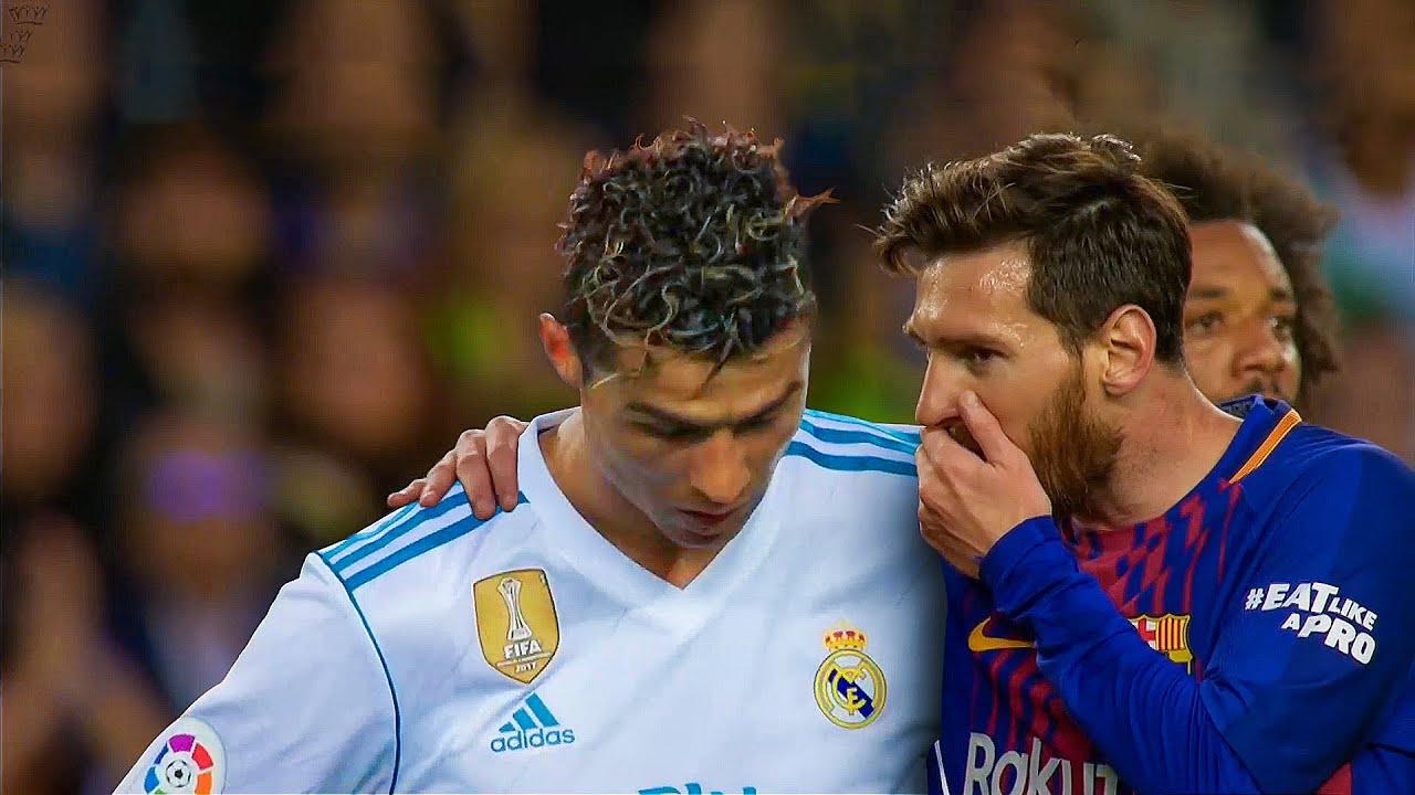 Download The Last El Clasico Between Cristiano Ronaldo & Lionel Messi