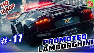 NFS RIVALS PROMOTED(Lamborghini Aventador)RACE 17/20 Gameplay No Commentary Video|PLAY PC GAM3Z
