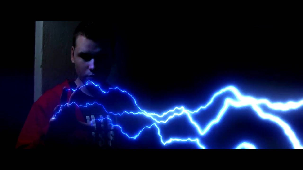 & After Effects: Lightning Effect (HD Quality) - YouTube