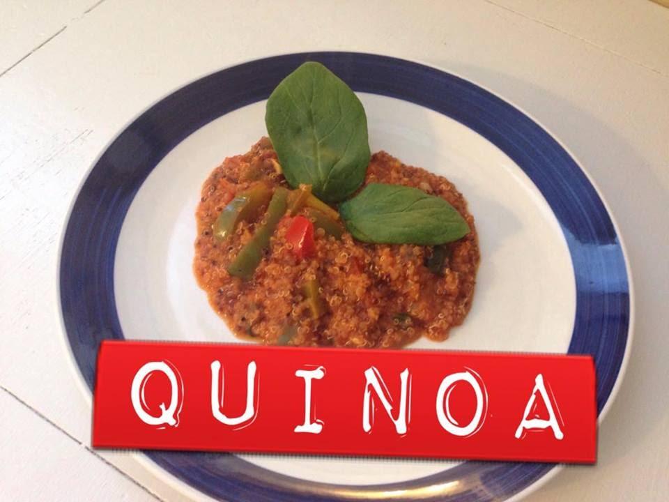 como hacer pasta con harina de quinoa