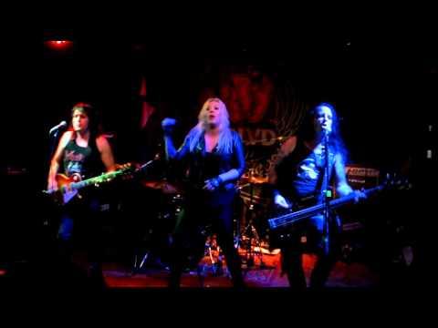 Vanity BLVD - Thrills In The Night - live in Barcelona, SPAIN 2016