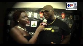 Red carpet  - Duncan Mighty Live in Malaysia by 4real TV.
