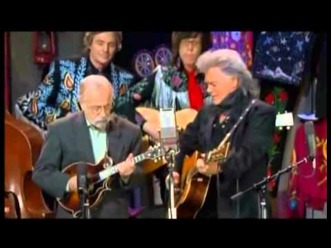 Roland White, Marty Stuart and Alan O'Bryant - You Won't Be Satisfied That Way