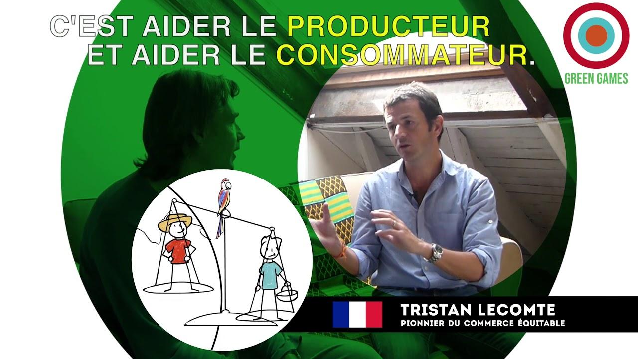 #011 TRISTAN LECOMTE, le commerce équitable et le pouvoir du consommateur