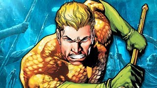 The History Of Aquaman