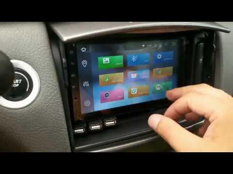 Renault Laguna 2 montaż radia 2DIN na przykładzie radia SEICANE H203G
