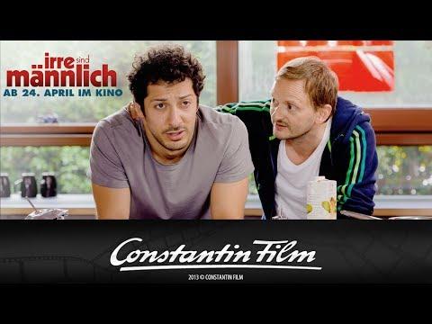 IRRE SIND MÄNNLICH - Trailer - Ab 24. April im Kino