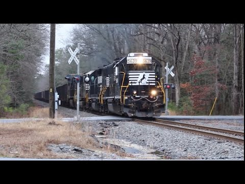 [HD] NS 62W on Indian River Secondary 12/29/15