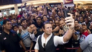 After visiting KL, the Miz has one message for SE Asian fans.