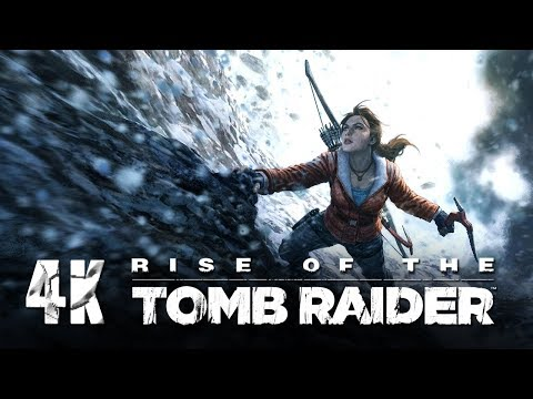 """""""DIT LEGER IS ZIEK!"""" ~ Let's Play Rise of the Tomb Raider 4K #21 ~ OMEN X - 4K HDR [NL]"""