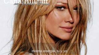 Hilary Duff - Mr. James Dean (español)
