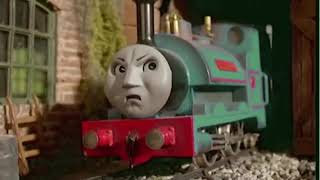 トーマス ピーターサムと同じ色に塗り替えられたのサーハンデル