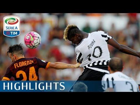 Roma - Juventus 2-1 - Highlights - Matchday 2 - Serie A TIM 2015/16