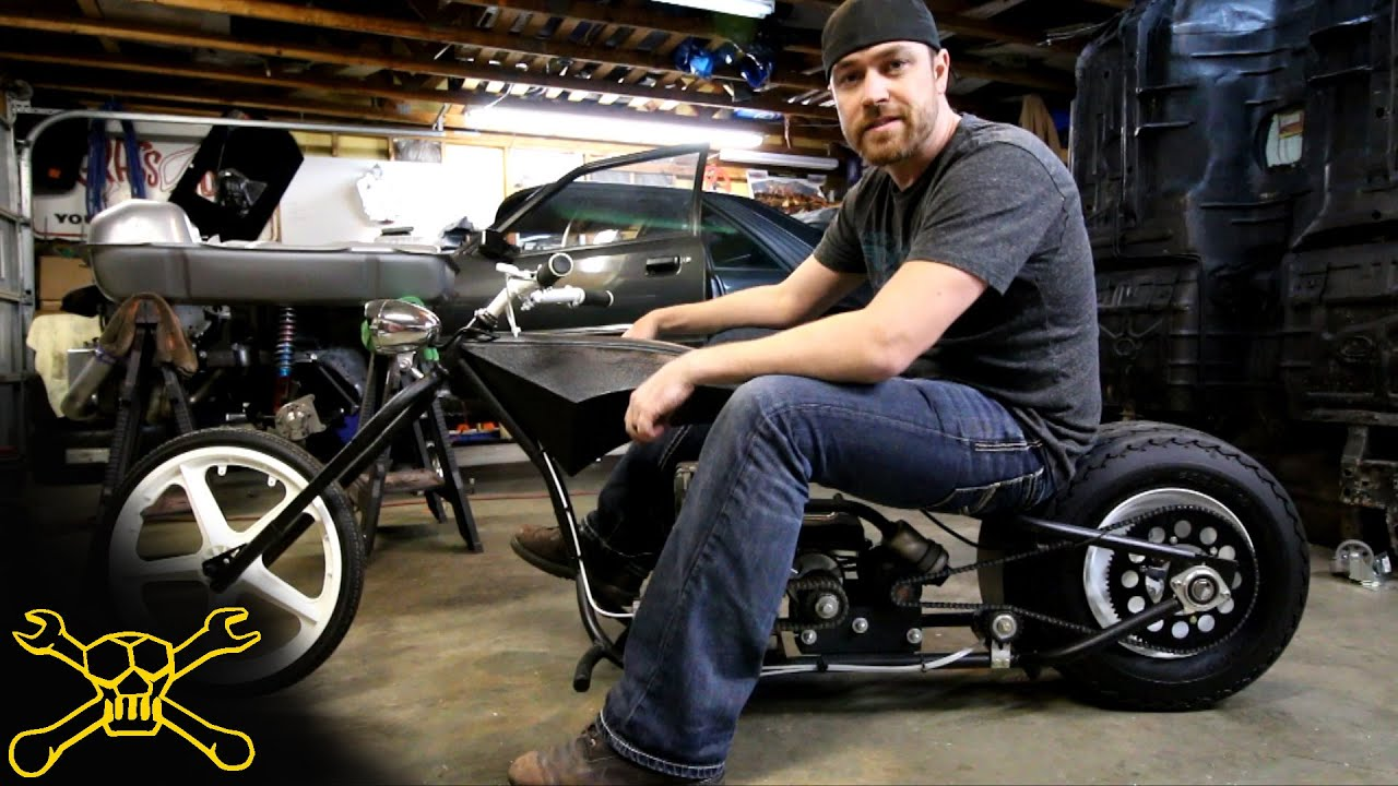 medium resolution of gray goose wiring the long lost mini chopper