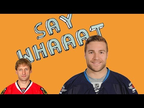 THE FIVE BEST NHL NAMES IN THE HISTORY OF EVER