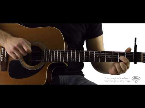 The Gambler  Guitar Lesson and Tutorial  Kenny Rogers