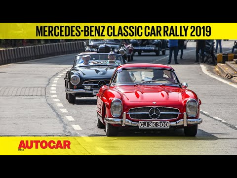 2019 Mercedes-Benz Classic Car Rally | Feature | Autocar India