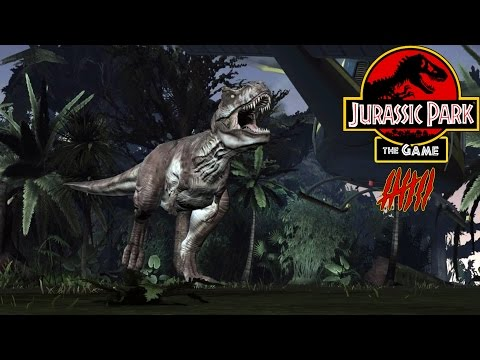 Let's Play Jurassic Park: The Game Ep.07 The Lysine Contingency