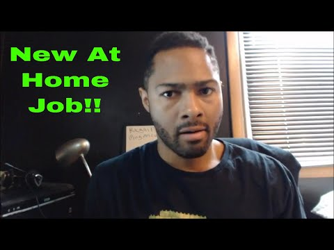 New Work At Home Customer Service Job! Work From Home As A Customer Agent...