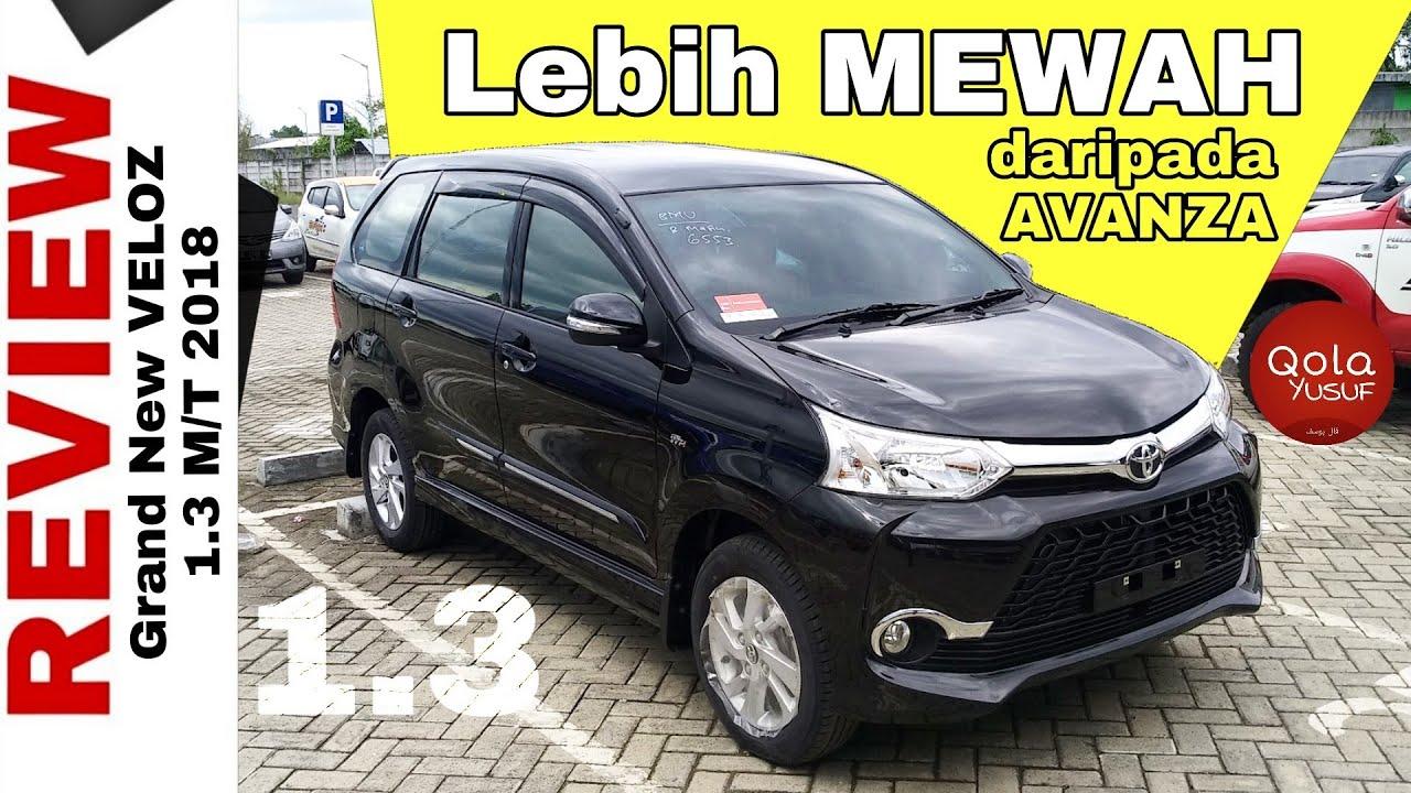 Pengalaman Grand New Veloz Pilihan Warna Explorasi 1 3 2018 Mpv Yang Sporty Toyota Indonesia Youtube Duta Mall