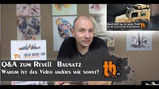 "Q & A zum Video Revell LKW gl leicht ""Wolf"""