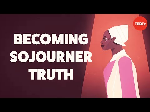 Video image: The electrifying speeches of Sojourner Truth - Daina Ramey Berry