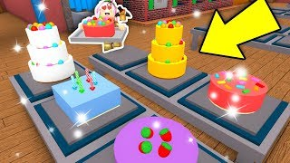 Roblox ITA - What is the best cake in the world?