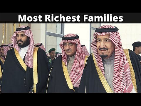 10 Richest Families in the World | Most Wealthiest Families