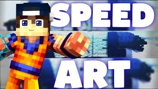SPEED ART | BANNER PARA AURIEL #22(HECHA EN ANDROID)